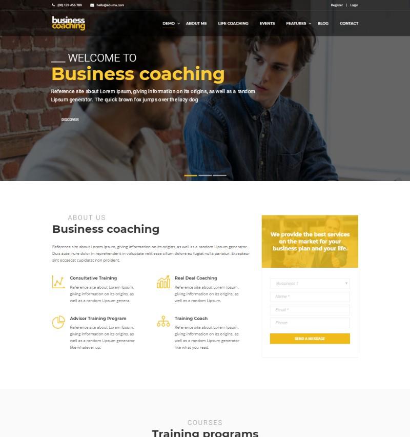 10 Tips Business Coaching Website Designers Must Follow
