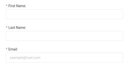 Amelia WordPress - Adding Customer's Data