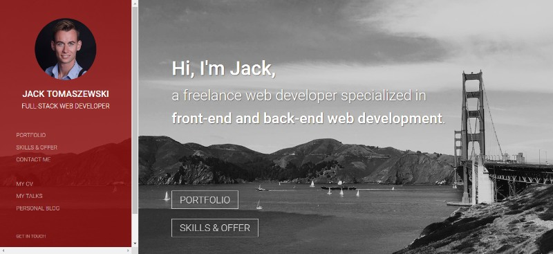 Amazing Portfolio Websites With Great Design 145 Examples