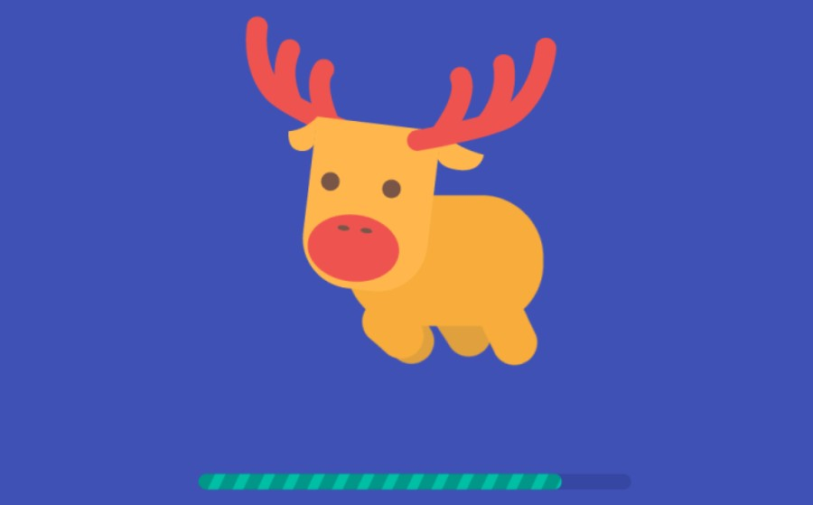 Using loading animation on websites and apps: Examples and