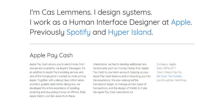 d89dce8547294 UX Designer Portfolio Websites that Attract Clients
