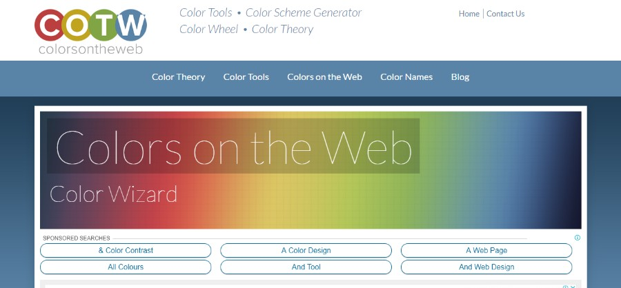 Website Color Schemes That Look Amazing 30 Color Palettes