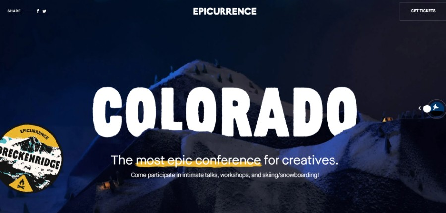 Website backgrounds that make the website design look neat