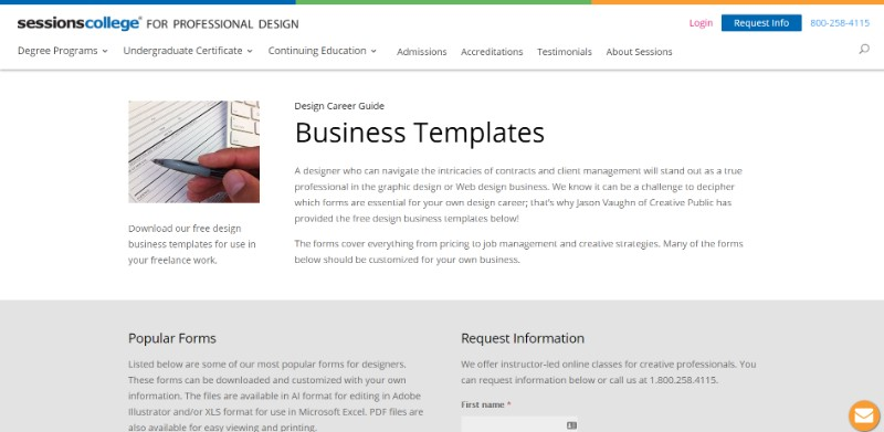 6 Useful Web Design Contract Templates You Wish You Knew