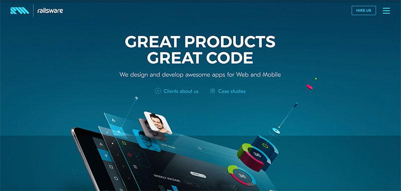 Web Development Company Websites That Look Great