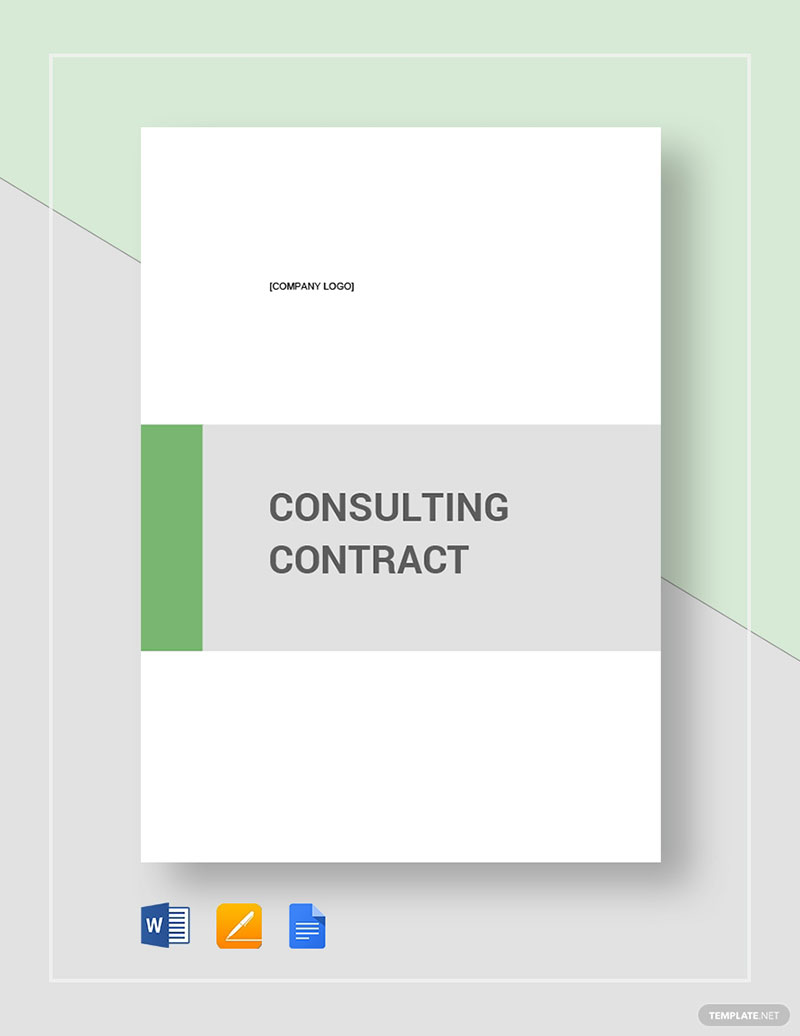 Simple Business Contract Template from wpamelia.com