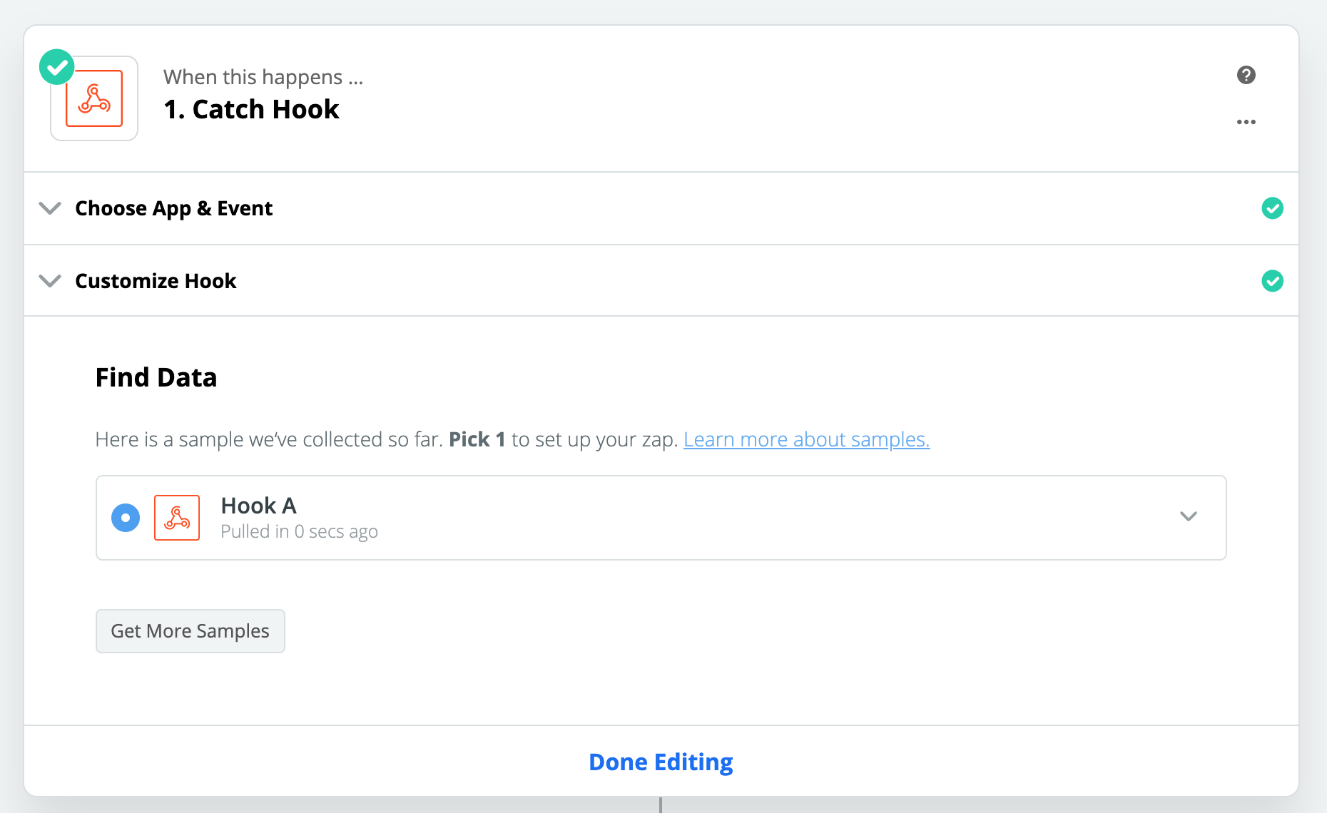 Hook A Zapier Amelia WordPress booking plugin