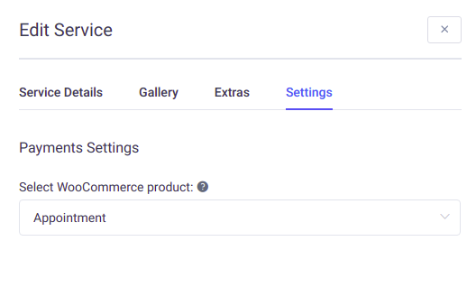 WooCommerce Product Amelia WordPress Booking Plugin