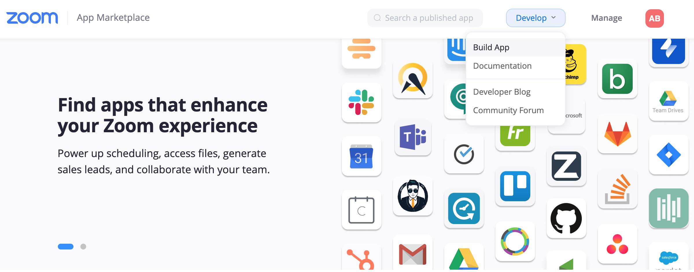 Zoom App Marketplace Amelia WordPress Booking plugin