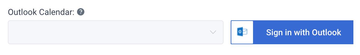 Outlook sync Amelia WordPress Booking Plugin