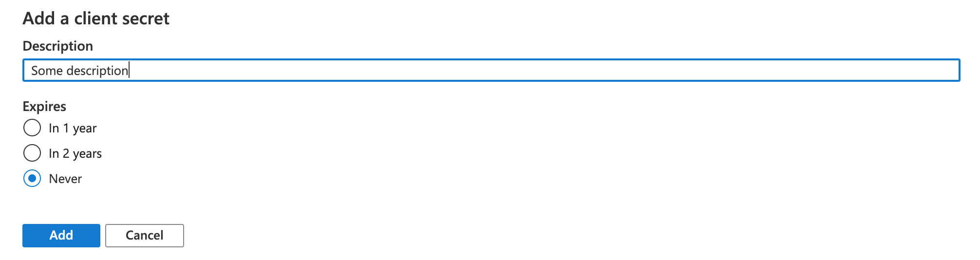 Client Secret Description Outlook Amelia Booking Plugin