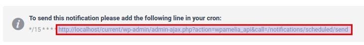 WP Crontrol URL
